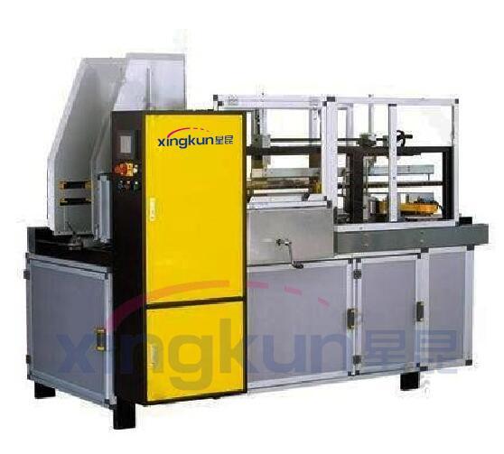 高速热熔胶封箱自动开箱机